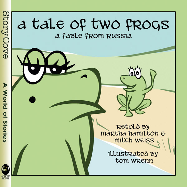 A Tale of Two Frogs: Inspired by a Russian Folk...