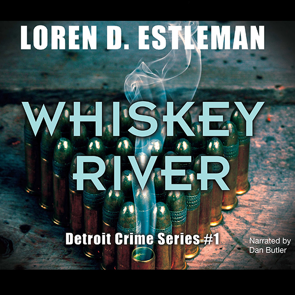Whiskey River: Detroit Crime Series, Book 1 , H...
