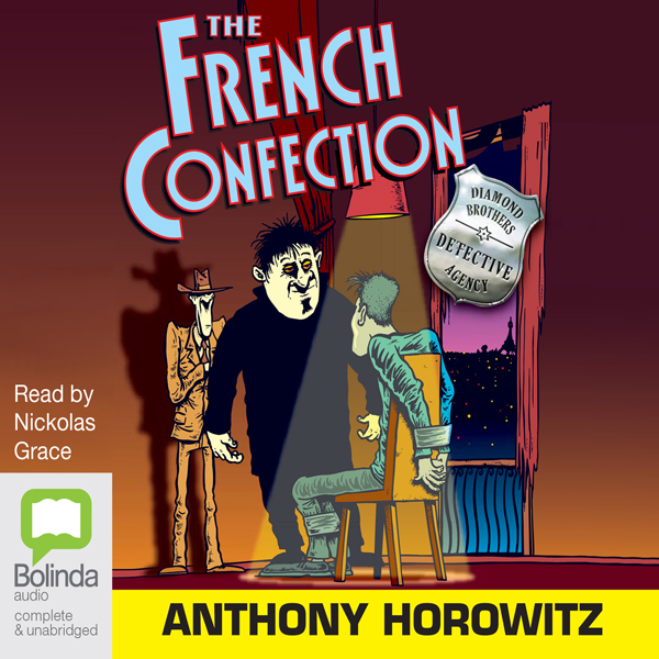 The French Confection: A Diamond Brothers Story , Hörbuch, Digital, 1, 93min