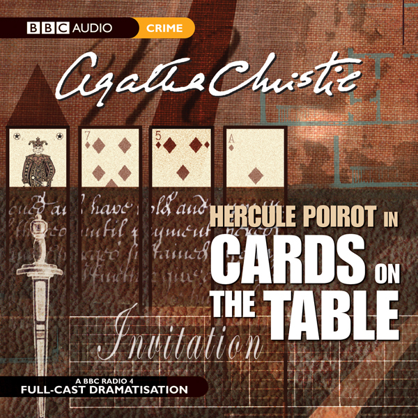 Cards on the Table (Dramatised), Hörbuch, Digit...