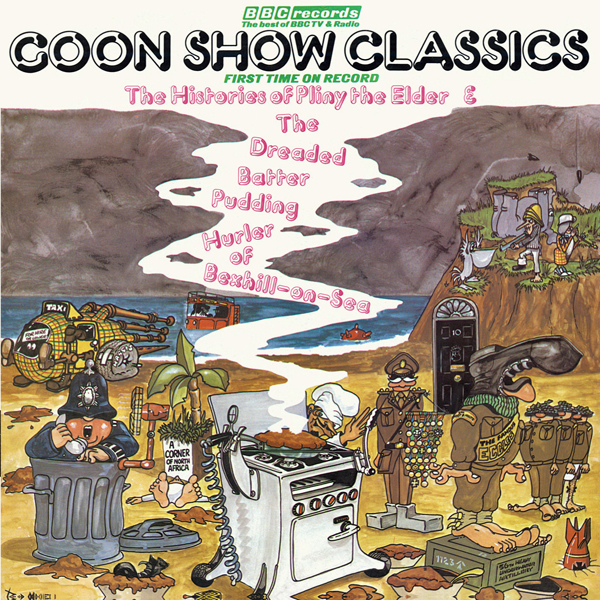 The Goon Show Classics, Volume 1: The Dreaded B...