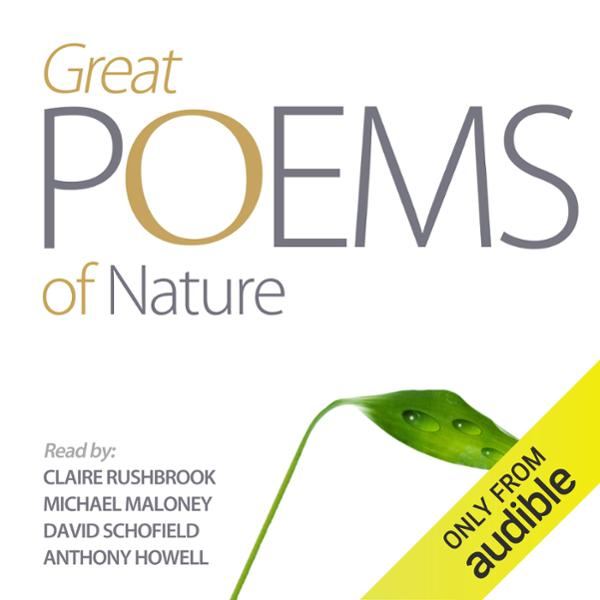 Great Nature Poems , Hörbuch, Digital, 1, 78min