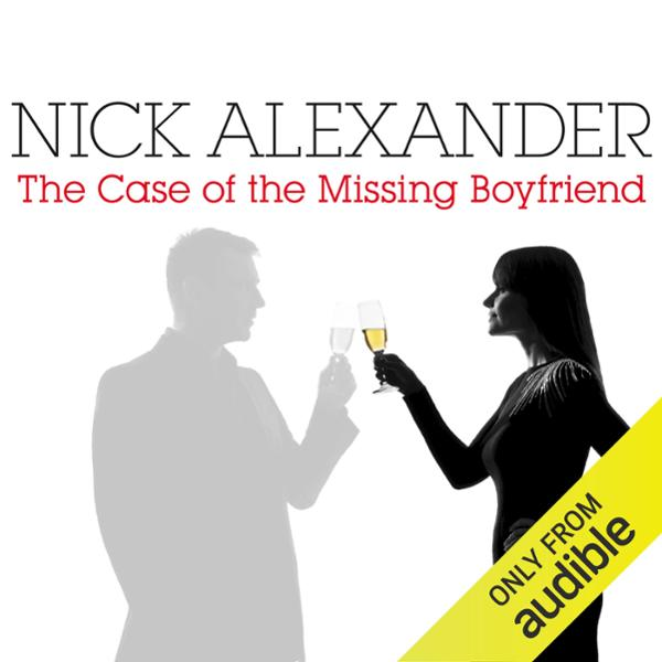 The Case of the Missing Boyfriend , Hörbuch, Di...