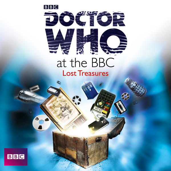 Doctor Who at the BBC: Volume 8 - Lost Treasure...