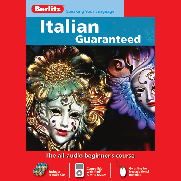 Berlitz Italian Guaranteed , Hörbuch, Digital, ...