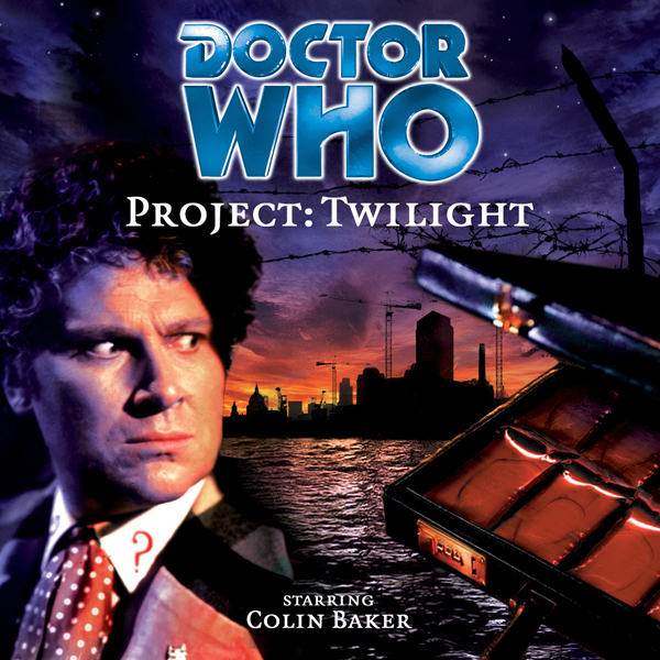 Doctor Who - Project: Twilight , Hörbuch, Digit...