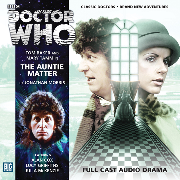 Doctor Who - The Auntie Matter , Hörbuch, Digit...