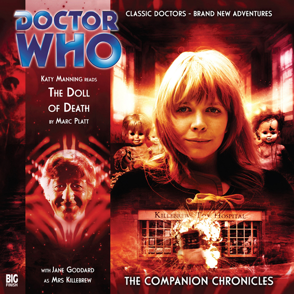 The Doll of Death: Doctor Who: The Companion Ch...