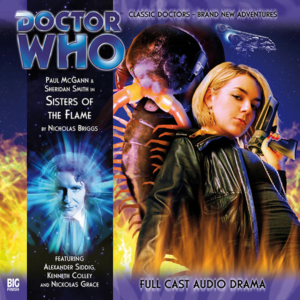 Doctor Who - Sisters of the Flame, Hörbuch, Dig...