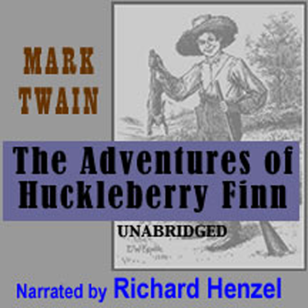 The Adventures Of Huckleberry Finn , Hörbuch, D...