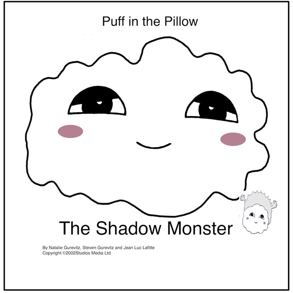 Puff in the Pillow: The Shadow Monster , Hörbuc...