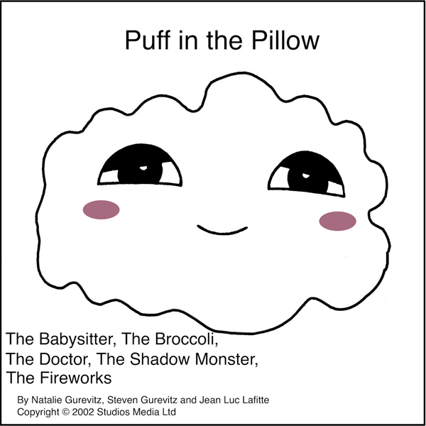 Puff in the Pillow: A 5-Story Compilation , Hör...