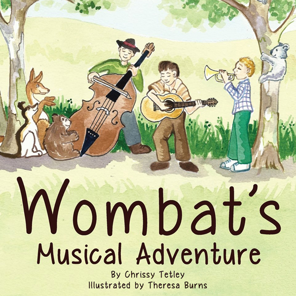 Wombat's Musical Adventure: The Musical Adventu...