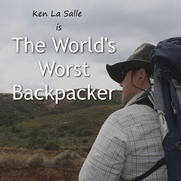 The World´s Worst Backpacker, Hörbuch, Digital,...