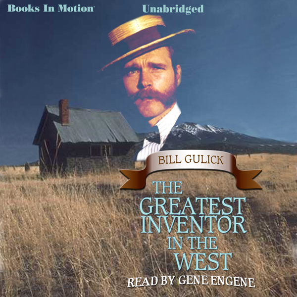 The Greatest Inventor In the West , Hörbuch, Di...