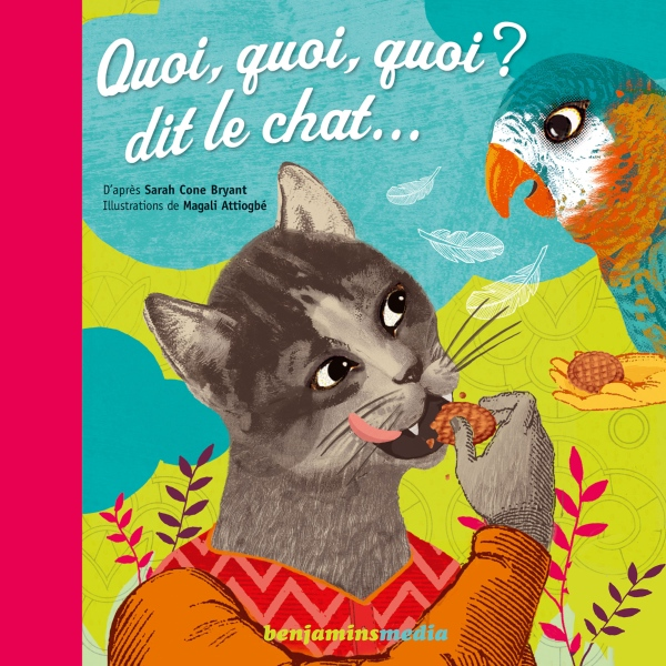 Quoi, quoi, quoi ? dit le chat..., Hörbuch, Dig...