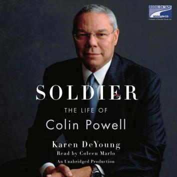 Soldier: The Life of Colin Powell , Hörbuch, Digital, 1, 1395min