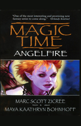 Magic Time: Angelfire , Hörbuch, Digital, 1, 84...