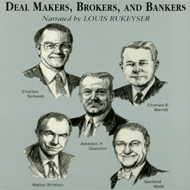 Deal Makers, Brokers, and Bankers , Hörbuch, Di...