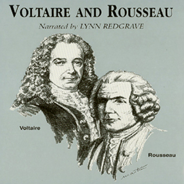 Voltaire and Rousseau , Hörbuch, Digital, 1, 17...