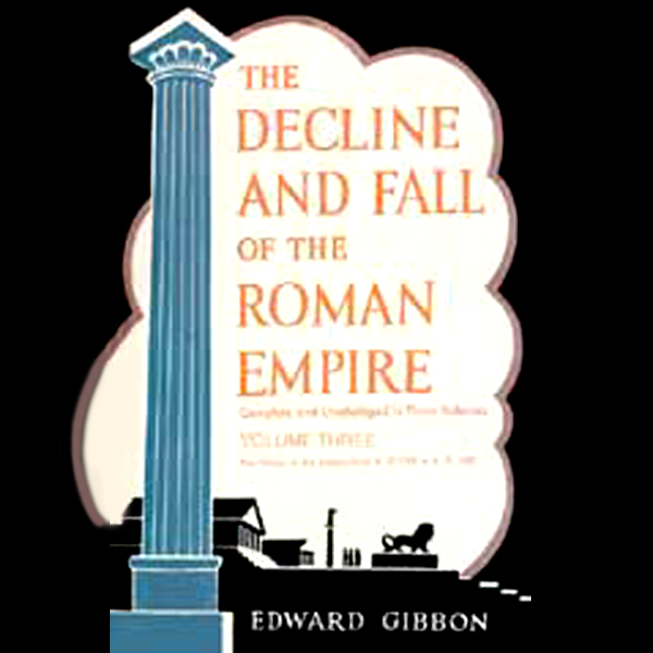 decline and fall of the roman