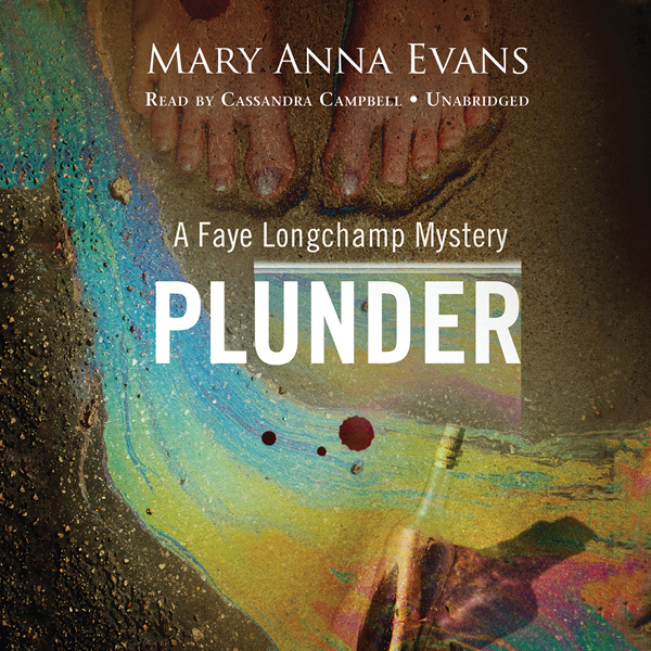 Plunder: A Faye Longchamp Mystery, Book 6 , Hör...