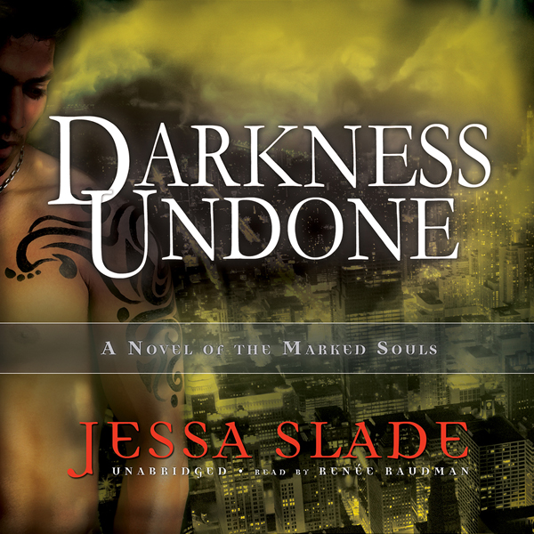 Darkness Undone: A Novel of the Marked Souls, B...