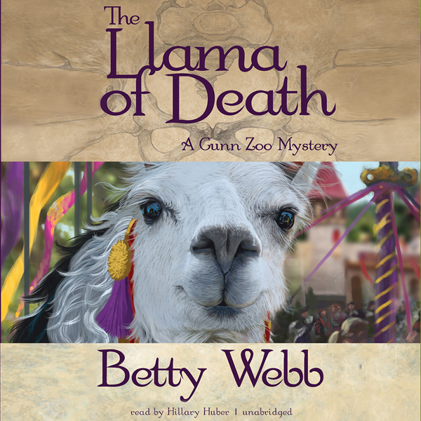The Llama of Death: A Gunn Zoo Mystery, Book 3 ...