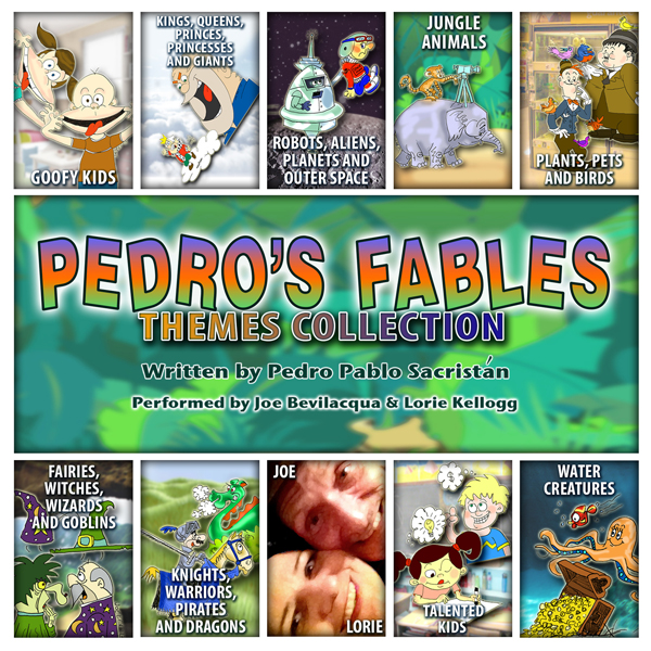 The Pedro´s Fables Themes Collection, Hörbuch, ...