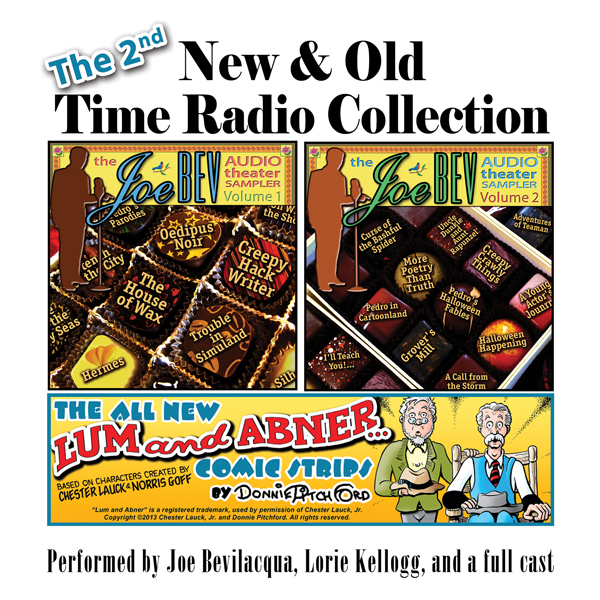 The 2nd New & Old Time Radio Collection, Hörbuc...