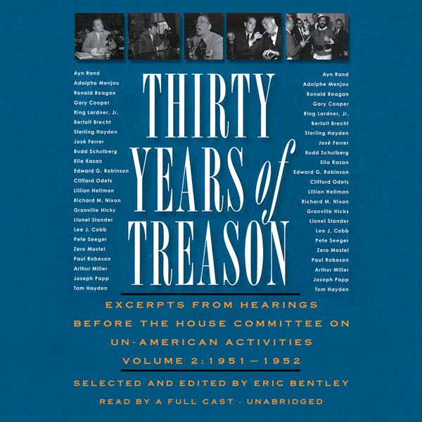 Thirty Years of Treason, Vol. 2: Excerpts from ...