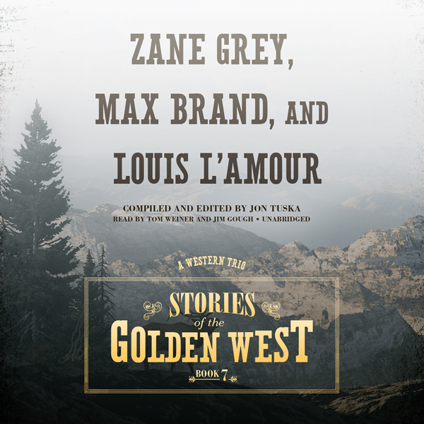 Stories of the Golden West, Book 7 , Hörbuch, D...