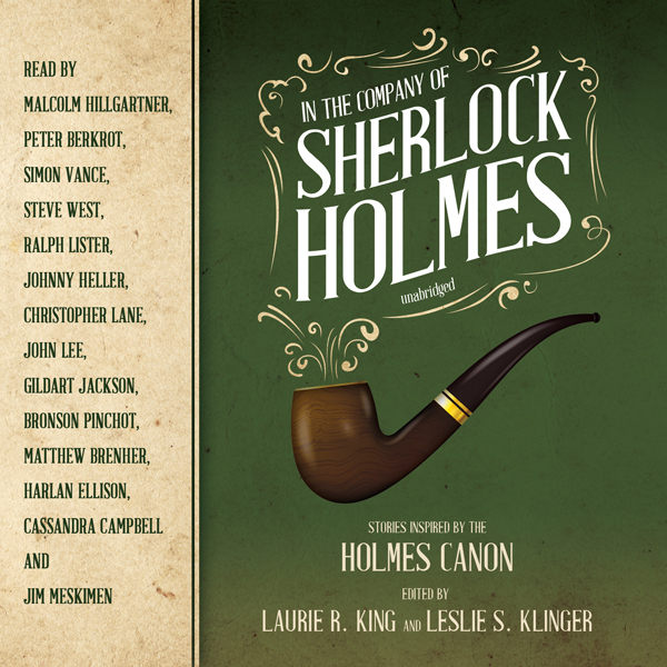 In the Company of Sherlock Holmes: Stories Inspired by the Holmes Canon , Hörbuch, Digital, 1, 515min