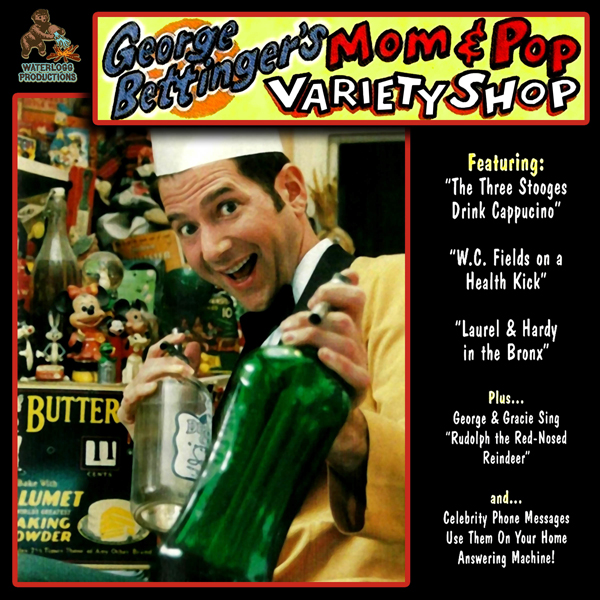 George Bettinger´s Mom & Pop Variety Shop, Hörb...