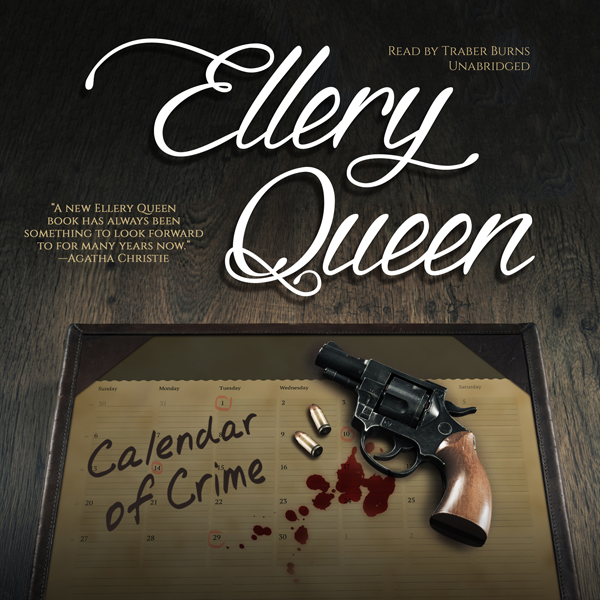 Calendar of Crime , Hörbuch, Digital, 1, 579min