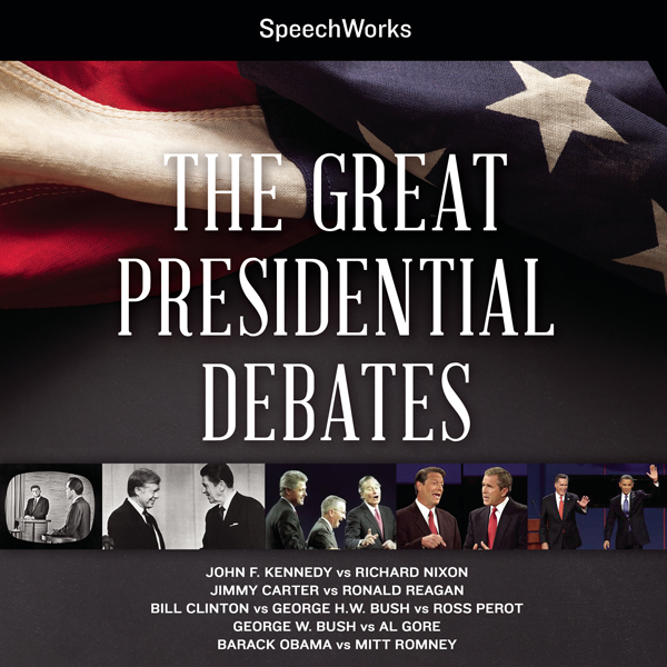 The Great Presidential Debates, Hörbuch, Digita...