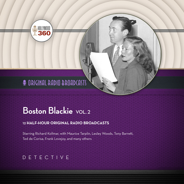 Boston Blackie, Vol. 2, Hörbuch, Digital, 1, 32...