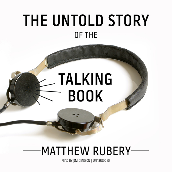 The Untold Story of the Talking Book , Hörbuch,...
