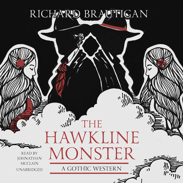 The Hawkline Monster: A Gothic Western , Hörbuc...