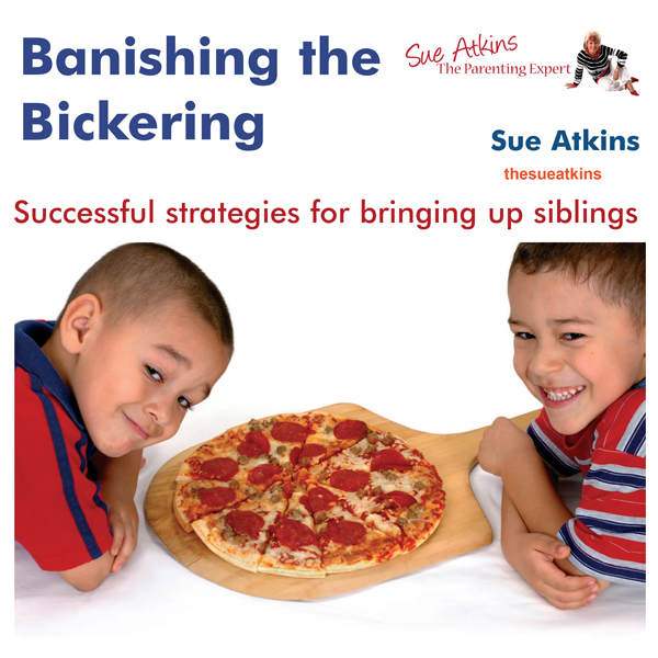 Banish the Bickering: How to Manage Sibling Rivalry in Your Family , Hörbuch, Digital, 1, 87min
