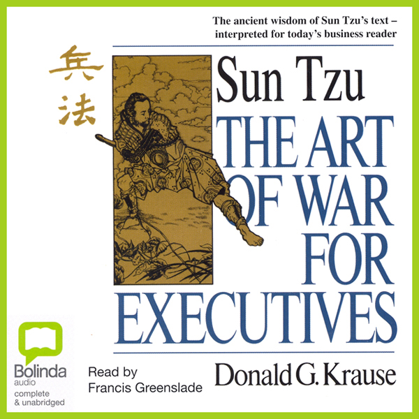 The Art of War for Executives , Hörbuch, Digita...