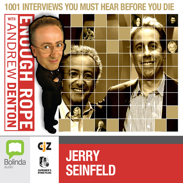 Enough Rope with Andrew Denton: Jerry Seinfeld, Hörbuch, Digital, 1, 20min