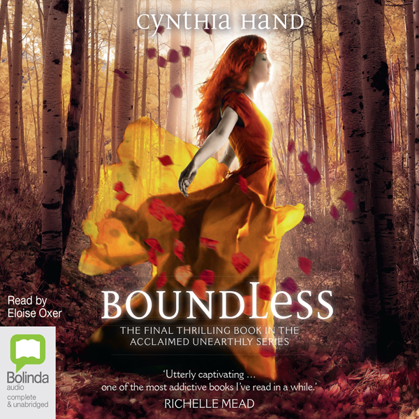 Boundless: An Unearthly Novel, Book 3 , Hörbuch...