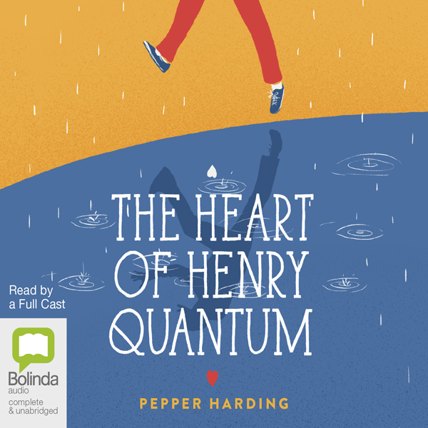 The Heart of Henry Quantum , Hörbuch, Digital, ...