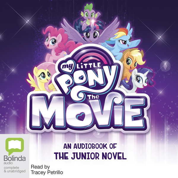 My Little Pony: The Movie , Hörbuch, Digital, 1...
