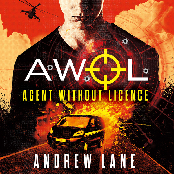 AWOL 1: Agent Without Licence , Hörbuch, Digita...
