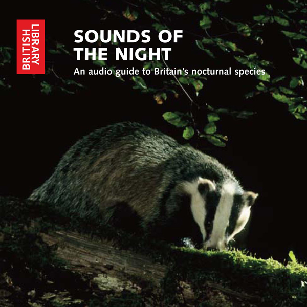 Sounds of the Night: An Audio Guide to Britain´s Nocturnal Species , Hörbuch, Digital, 1, 69min