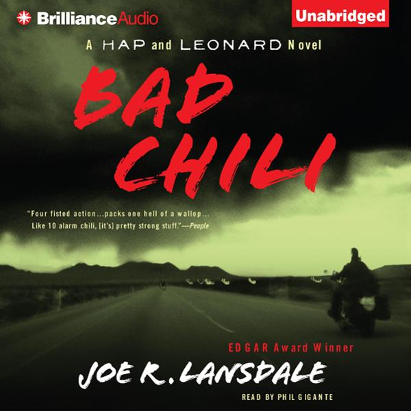 Bad Chili: A Hap and Leonard Novel #4 , Hörbuch...