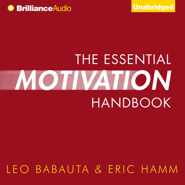 The Essential Motivation Handbook , Hörbuch, Di...
