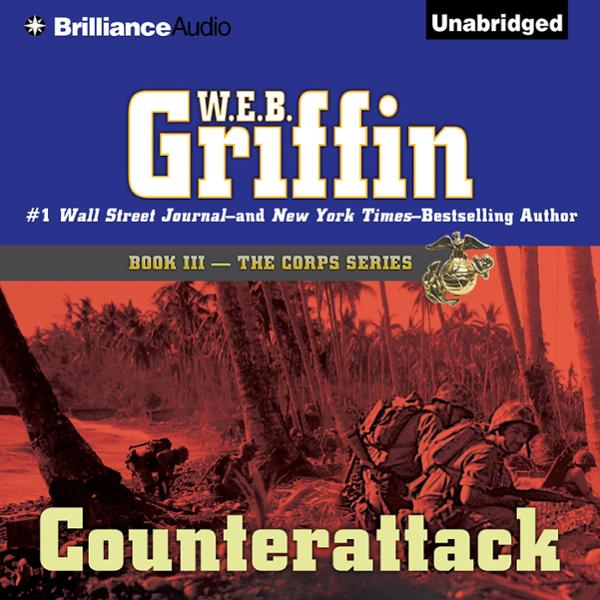Counterattack: The Corps Series, Book 3 , Hörbu...